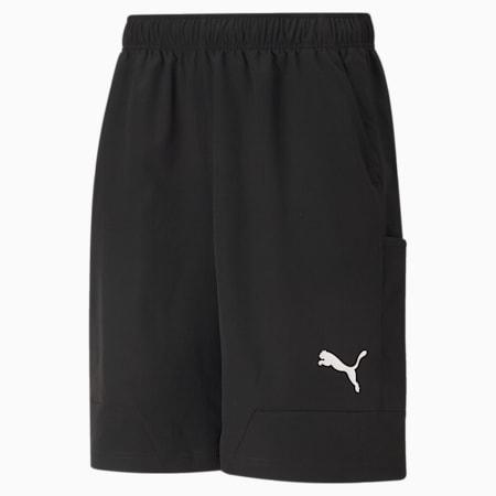 RTG Woven Men's Shorts, Puma Black, small-IND