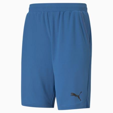 RTG Interlock Knitted Men's Shorts, Star Sapphire, small-IND