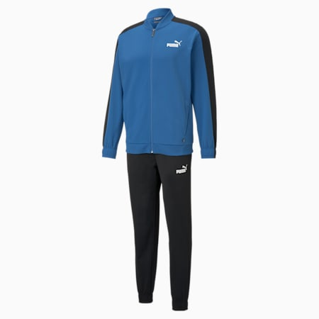 Baseball Tricot Men's Track Suit, Star Sapphire, small-IND