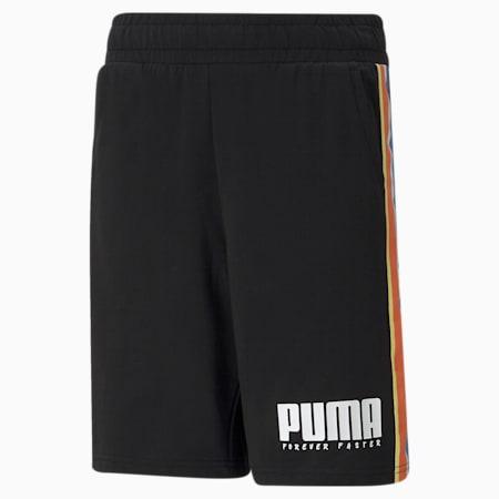 Alpha Jugend Shorts, Puma Black, small