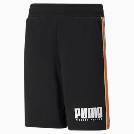 Alpha Youth Shorts, Puma Black, small