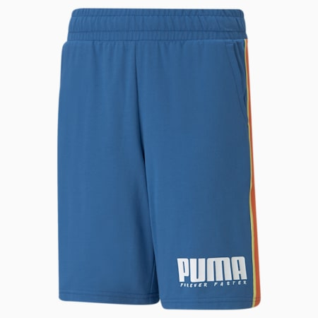 Alpha Youth Shorts, Star Sapphire, small-SEA