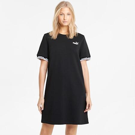Amplified Women's Dress, Puma Black, small-GBR