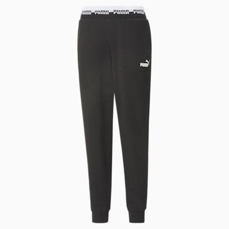 Amplified Women's Pants, Puma Black, small-GBR