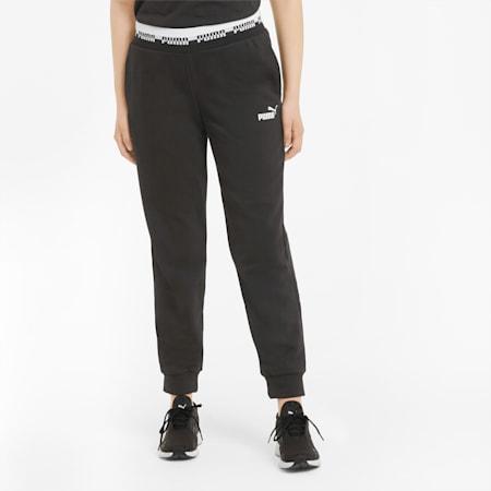 Pantalon Amplified femme, Puma Black, small