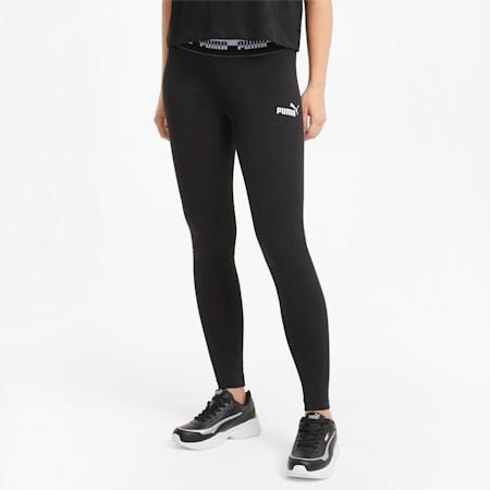 Amplified Women's Leggings, Puma Black, small-GBR