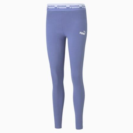 Amplified Women's Leggings, Hazy Blue, small-IND