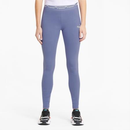 Amplified Damen Leggings, Hazy Blue, small