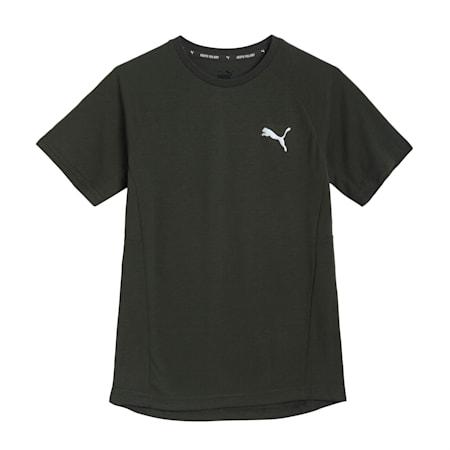 Evostripe Kid's   T-shirt, Forest Night, small-IND