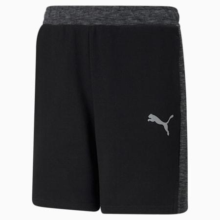 Evostripe Youth Shorts, Puma Black, small