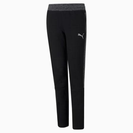 Evostripe Youth Sweatpants, Puma Black, small