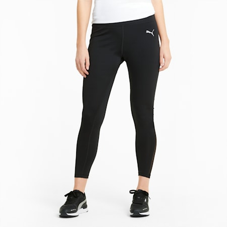 Evostripe High Waist Women's Leggings, Puma Black, small-GBR