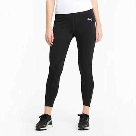 Evostripe High Waist Women's Leggings, Puma Black, small-SEA