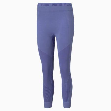 Evostripe evoKNIT Women's Leggings, Hazy Blue, small-IND