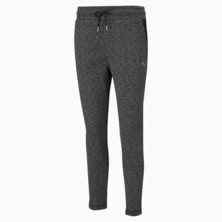 Evostripe Women's Sweatpants, Puma Black-Heather, small