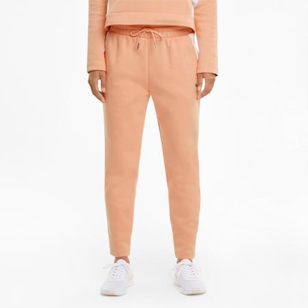 Evostripe Women's Sweatpants, Apricot Blush, small-GBR