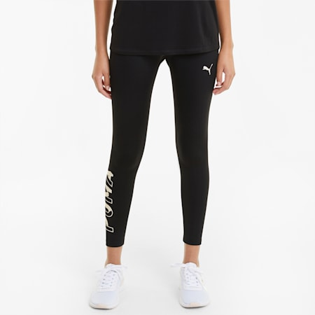 Modern Sports Women's Leggings, Puma Black, small