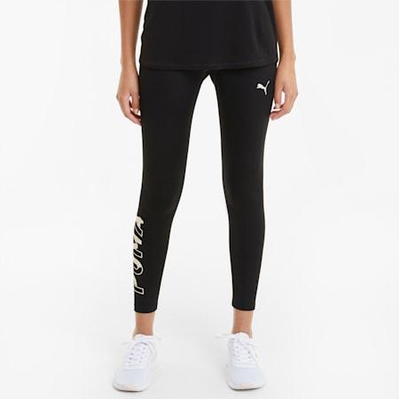 Modern Sports Women's Leggings, Puma Black, small-GBR