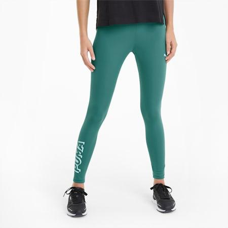 Modern Sports Women's Leggings, Blue Spruce, small