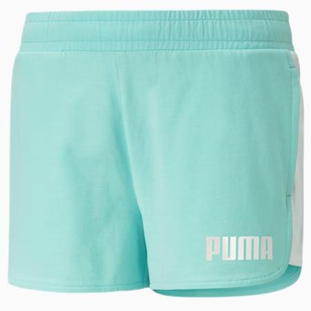 Alpha Youth Shorts, Island Paradise, small-SEA