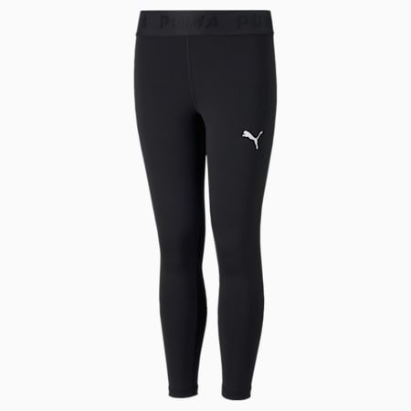 Młodzieżowe legginsy Modern Sports, Puma Black, small
