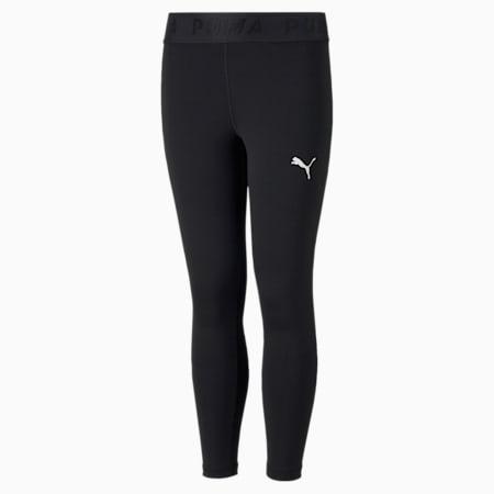 Modern Sports Youth Leggings, Puma Black, small