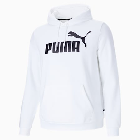Kangourou à gros logo BT Essentials, homme, Blanc Puma, petit