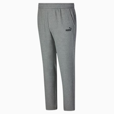 Pantalones deportivos con logo Essentials para hombreBT, Medium Gray Heather, pequeño