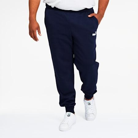 Essentials Men's Logo Sweatpants BT, Peacoat, small