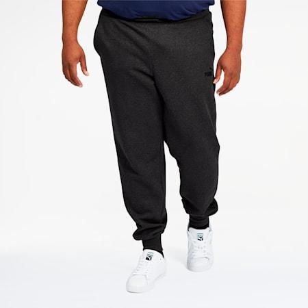 Essentials Men's Logo Sweatpants BT, Dark Gray Heather, small