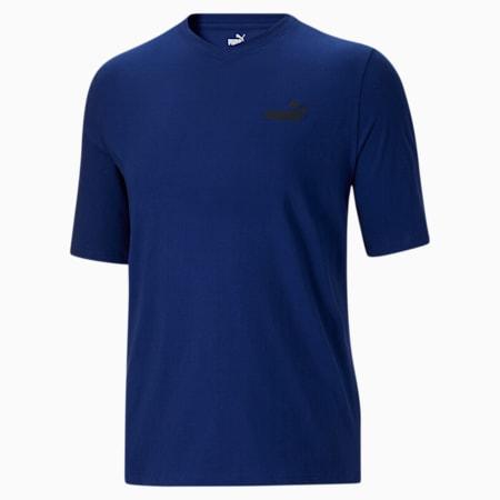 T-shirt à encolure en V BT Essentials+, homme, Bleu Elektro, petit