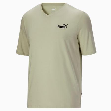 T-shirt à encolure en V BT Essentials+, homme, Desert Sage, petit