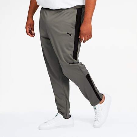 PUMA Blaster Men's Training Pants BT, Ultra Gray-Puma Black, small