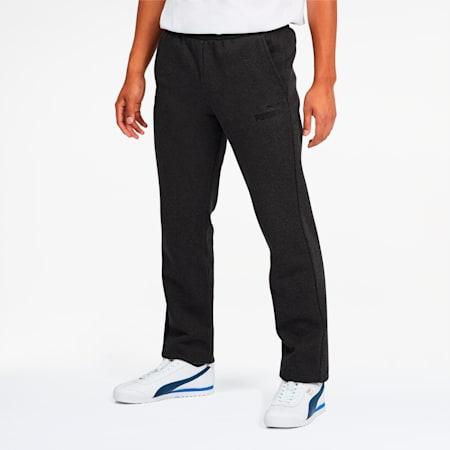 Essentials Men's Logo Pants, Dark Gray Heather, small