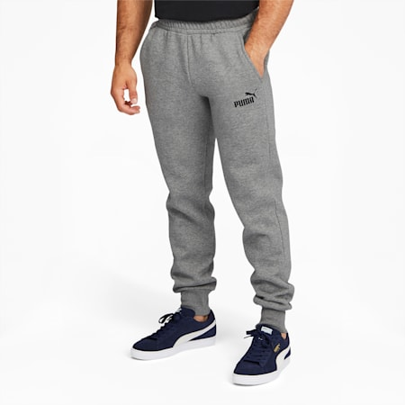 Essentials Men's Logo Sweatpants, Medium Gray Heather, small