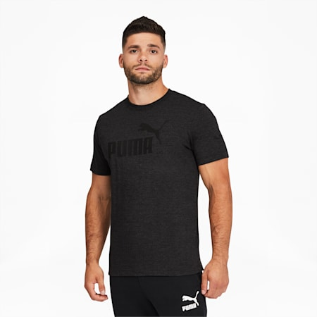 Essentials Men's Heather Tee, Dark Gray Heather, small