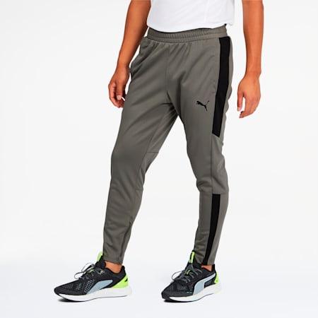 PUMA Blaster Men's Training Pants, Ultra Gray-Puma Black, small