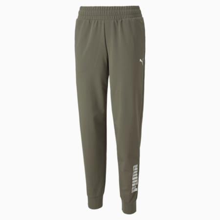 RTG Regular Fit Women's Sweat Pants, Grape Leaf, small-IND