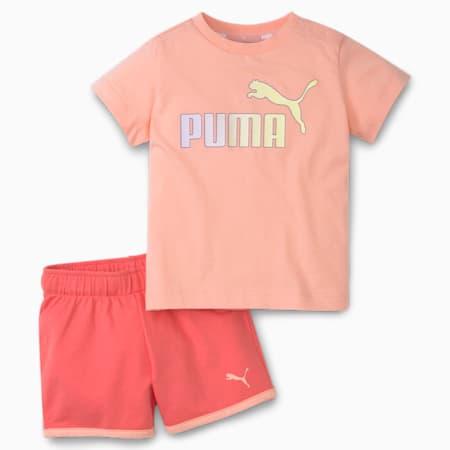 Minicats Babies' Set, Apricot Blush, small