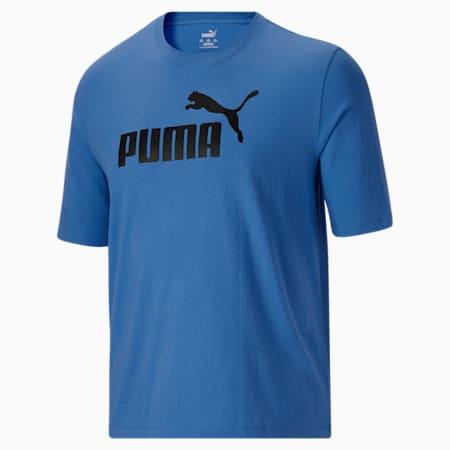 T-shirt à logo BT Essentials, homme, Saphir étoilé, petit