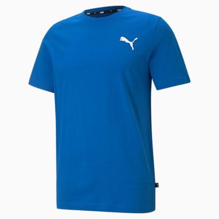 Essentials T-shirt heren met klein logo, Puma Royal-cat, small