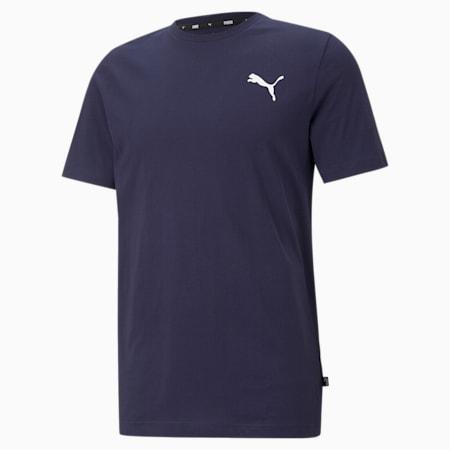 T-shirt Essentials Small Logo homme, Peacoat-Cat, small