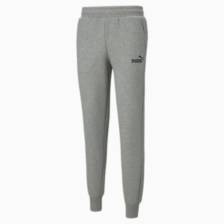 에센셜 로고 팬츠/ ESS Logo Pants, Medium Gray Heather, small-KOR