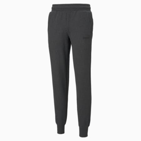 에센셜 로고 팬츠/ ESS Logo Pants, Dark Gray Heather, small-KOR
