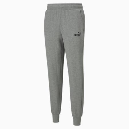 에센셜 로고 팬츠/ESS Logo Pants, Medium Gray Heather, small-KOR