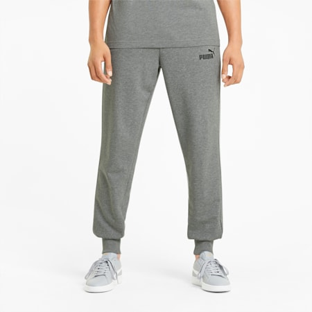 Pantalon de survêtement Essentials Logo homme, Medium Gray Heather, small