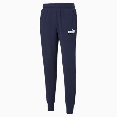 Essentials Logo Men's Sweatpants, Peacoat, small-GBR