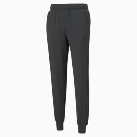 에센셜 로고 팬츠/ESS Logo Pants, Dark Gray Heather, small-KOR