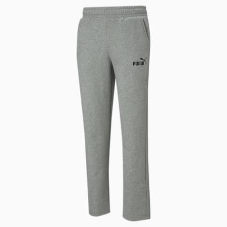 에센셜 Logo 팬츠/ESS Logo Pants, Medium Gray Heather, small-KOR