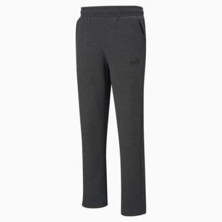 에센셜 Logo 팬츠/ESS Logo Pants, Dark Gray Heather, small-KOR